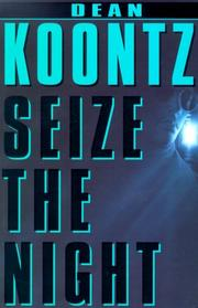 Cover of: Seize the night