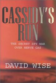 Cover of: Cassidy's run