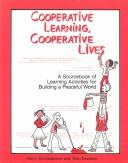 Cover of: Cooperative learning, cooperative lives