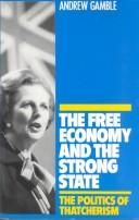 Cover of: The free economy and the strong state