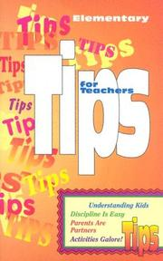 Cover of: Tips for Teachers | Dianna Golata