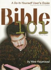 Cover of: Bible 101