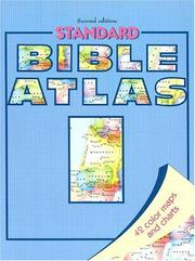 Standard Bible Atlas by Standard Publishing