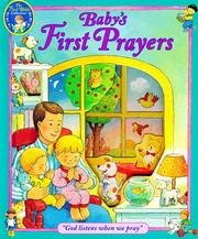 Cover of: Baby's First Prayers