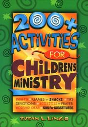 Cover of: 200+ activities for children