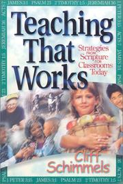 Cover of: Teaching That Works