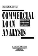 Cover of: Commercial loan analysis by Kenneth R Pirok
