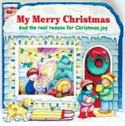 Cover of: My merry Christmas |