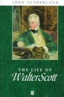 Cover of: life of Walter Scott | J. A. Sutherland