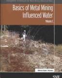 Cover of: Basics of metal mining influenced water |