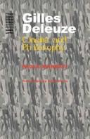 Gilles Deleuze by Paola Marrati