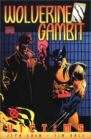 Cover of: Wolverine/Gambit/Victims