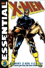Cover of: Essential X-Men Vol. 2 | Chris Claremont, John Byrne