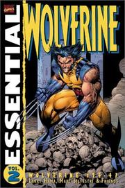 Cover of: Essential Wolverine, Vol. 2