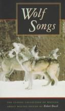 Cover of: Wolf songs