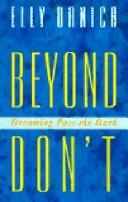 Cover of: Beyond don