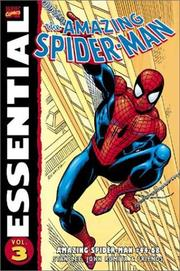 Cover of: Essential Spider-Man Vol. 3 | Stan Lee