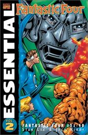 Cover of: Essential Fantastic Four, Vol. 2 | Stan Lee