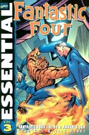 Cover of: Essential Fantastic Four, Vol. 3