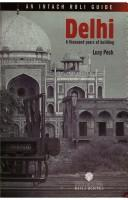 Cover of: Delhi | Lucy Peck