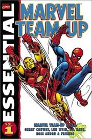 Cover of: Essential Marvel Team-Up, Vol. 1