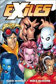 Cover of: Exiles Vol. 1: Down the Rabbit Hole (Astonishing X-Men)