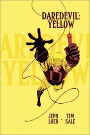 Cover of: Daredevil: yellow