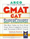 Cover of: Gmat Cat Supercourse (G M a T Supercourse)