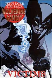 Cover of: Wolverine Gambit: Victims