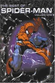 Cover of: Best of Spider-Man, Vol. 1 (Amazing Spider-Man)