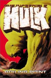 Cover of: Incredible Hulk Vol. 2 | Bruce Jones