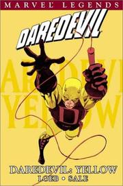 Cover of: Yellow (Daredevil Legends, Vol. 1)