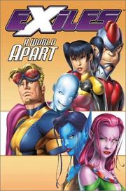 Cover of: Exiles Vol. 2: A World Apart