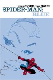 Cover of: Spider-Man: Blue