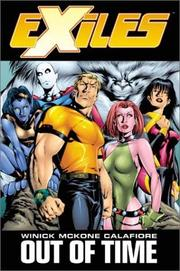 Cover of: Exiles Vol. 3: Out of Time (X-Men)