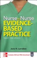 Nurse to nurse by June H. Larrabee