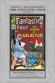 Cover of: Marvel Masterworks