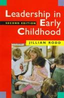 Cover of: Leadership in Early Childhood