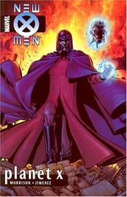 Cover of: New X-Men Vol. 6 | Grant Morrison