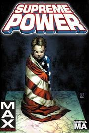 Cover of: Supreme Power Vol. 1: Contact