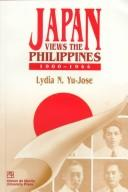 Cover of: Japan Views the Philippines, 1900-1944