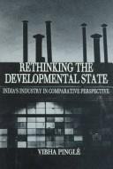 Cover of: RETHINKING THE DEVELOPMENTAL STATE | Vibha Pingle