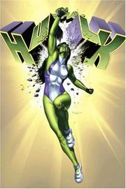 Cover of: She-Hulk