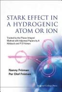 Cover of: Stark effect in a hydrogenic atom or ion