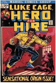 Cover of: Essential Luke Cage/Power Man Vol. 1 | Roy Thomas