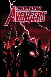 Cover of: New Avengers Vol. 1 | Brian Michael Bendis