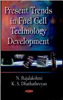 Cover of: Present trends in fuel cell technology development