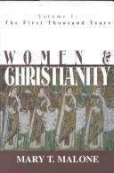 Cover of: Women & Christianity