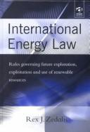 Cover of: International energy law