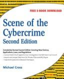 Cover of: Scene of the cybercrime